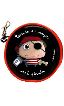 Monedero Pirata